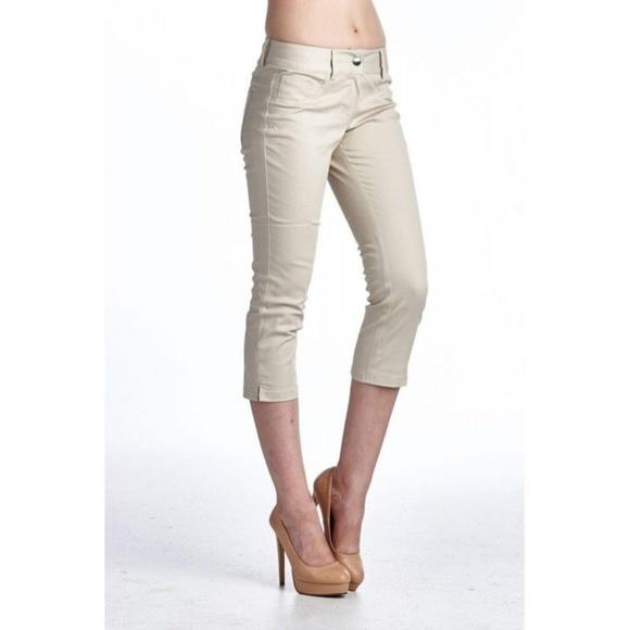 Addiction Pants - Addiction Women's Capri's Size 13